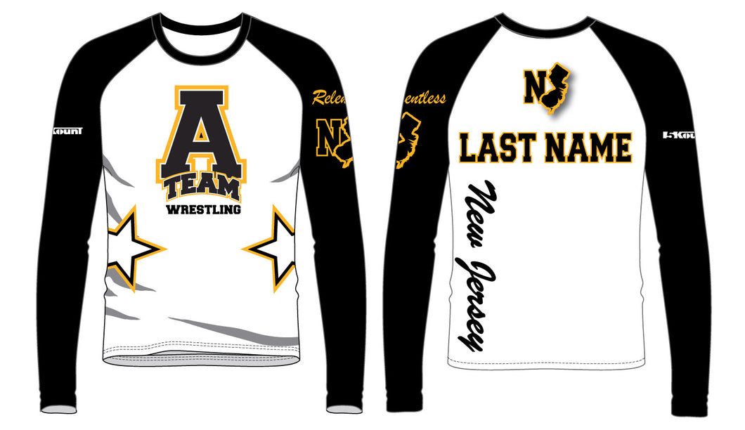 ATEAM National Dual Team Sublimated Long Sleeve 2018