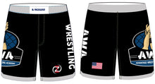 AWA Sublimated Fight Shorts
