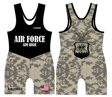 Air Force Singlet - 5KounT2018
