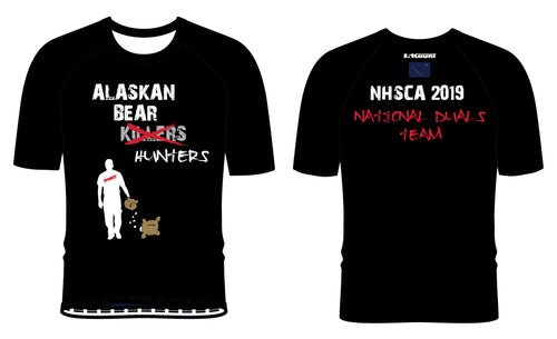 Alaskan Bear Hunters National Duals Team Sublimated Fight Shirt