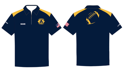 Andover Warriors Football Sublimated Polo - 5KounT2018