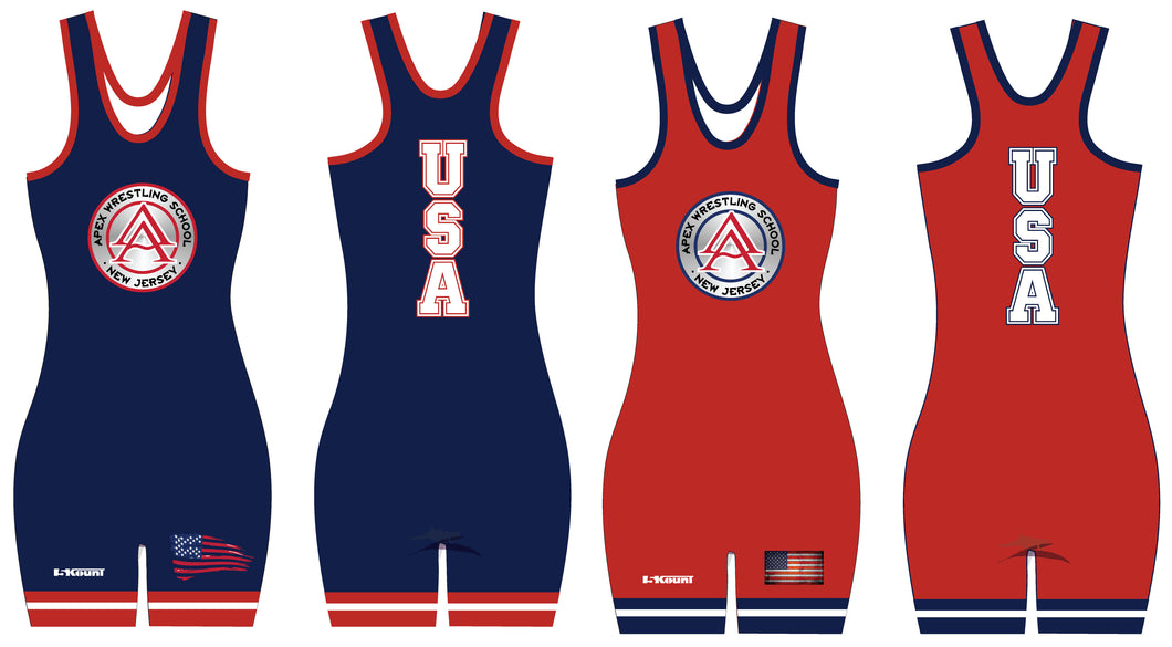 APEX Freestyle - USA Singlet Women's Package - 5KounT2018