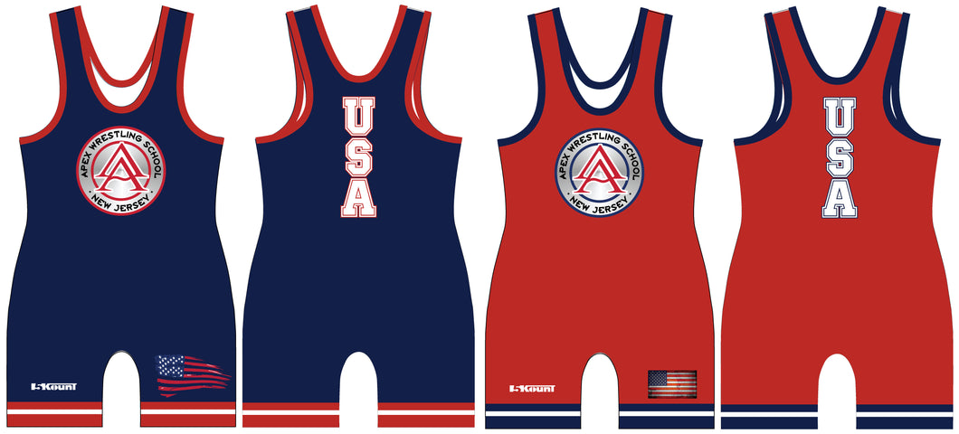 APEX Freestyle - USA Singlet Package - 5KounT2018
