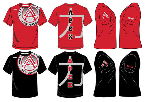 APEX CLUB SHIRT