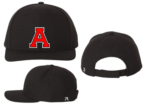 Avery HS Athletics Adjustable Baseball Cap - Black