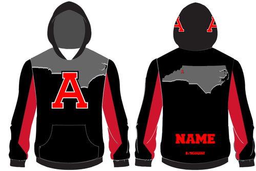Avery HS Athletics Sublimated Hoodie - 5KounT