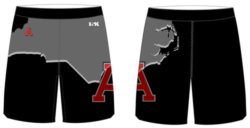 Avery HS Athletics Sublimated Shorts