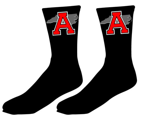 Avery HS Athletics Sublimated Socks