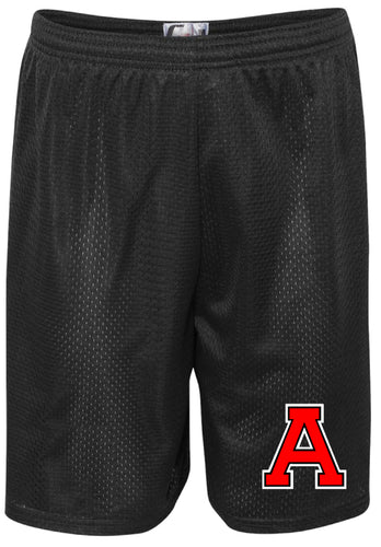 Avery HS Athletics Tech Shorts - Black
