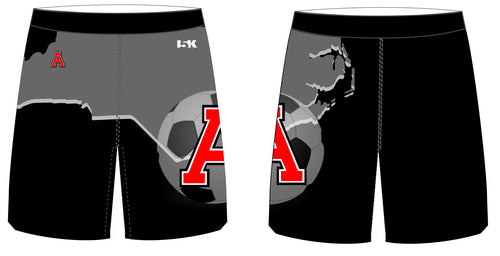Avery HS Soccer Sublimated Shorts