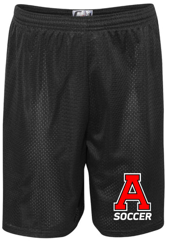Avery HS Soccer Tech Shorts - Black