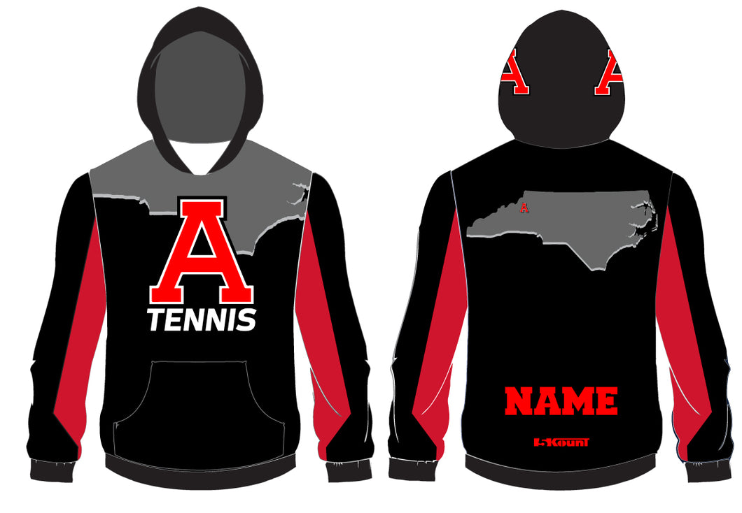 Avery HS Tennis Sublimated Hoodie