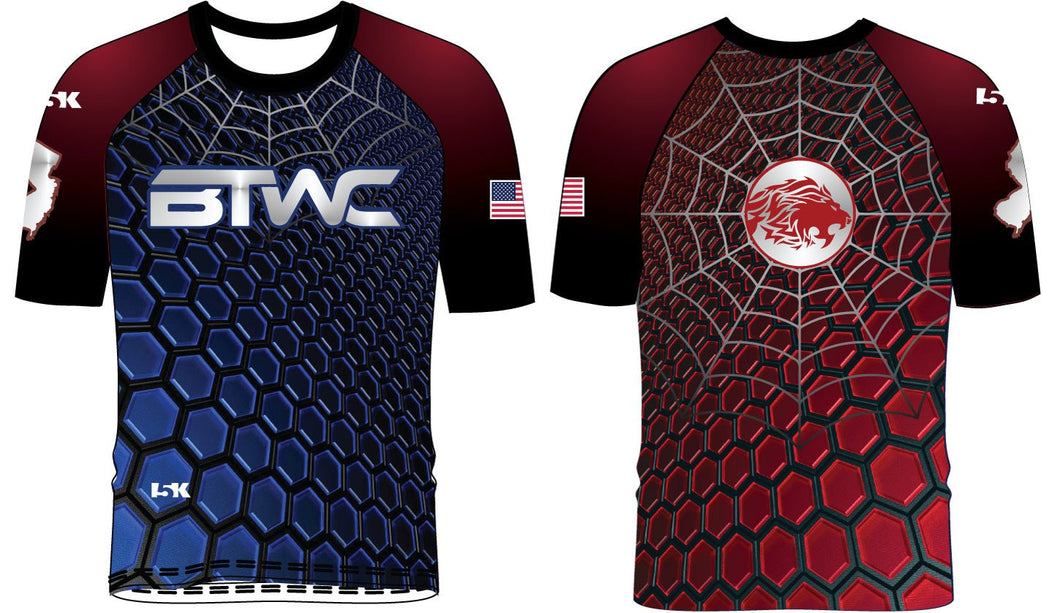 Bitetto Trained Freetsyle Sublimated Fight Shirt