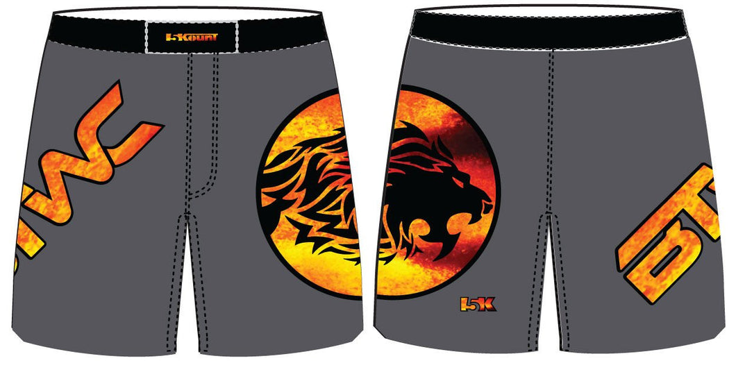 Bitetto Trained Sublimated Fight Shorts 2017 - 5KounT