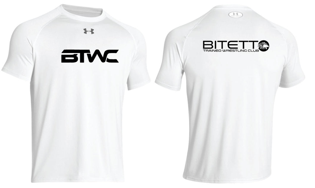 Bitetto Trained 2017 Under Armour Tee