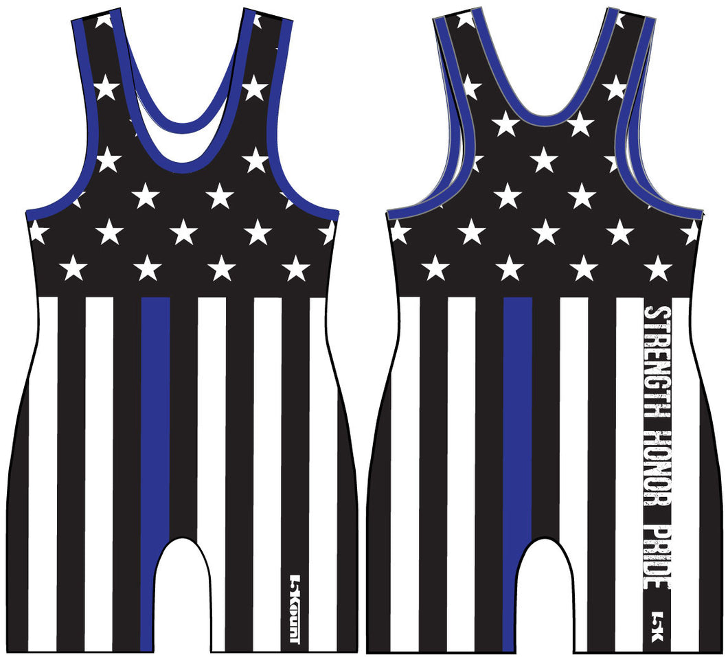 Fallen Soldiers Sublimated Singlet