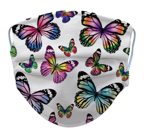 Butterfly Reusable Face Mask