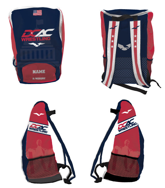 DCAC Sublimated Backpack
