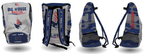 Big House Sublimated Backpack