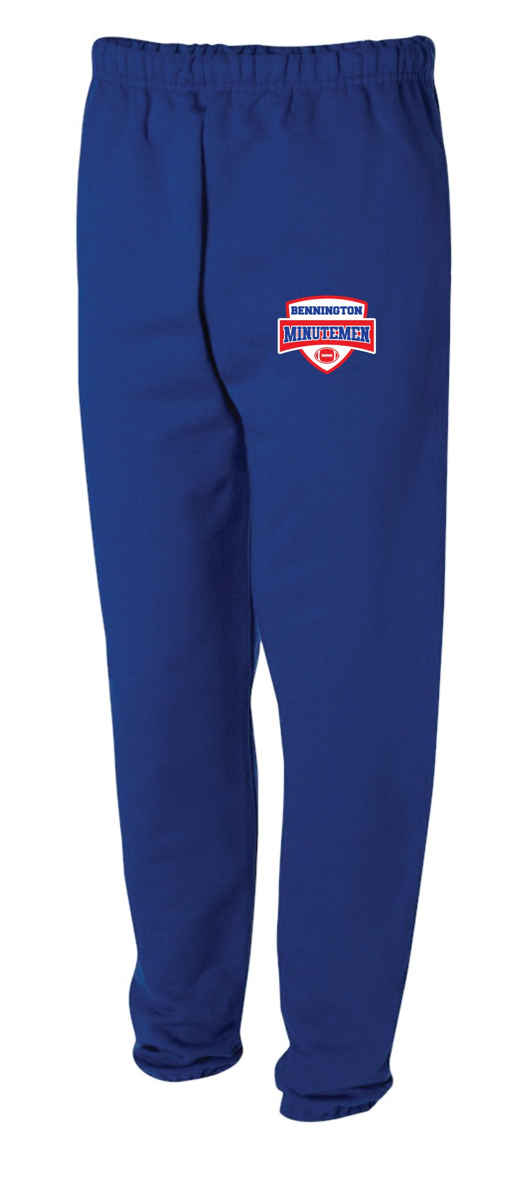 Bennington Minutemen Cotton Sweatpants - 5KounT