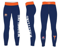 Berea-Midpark HS Wrestling Sublimated Ladies Legging - 5KounT2018