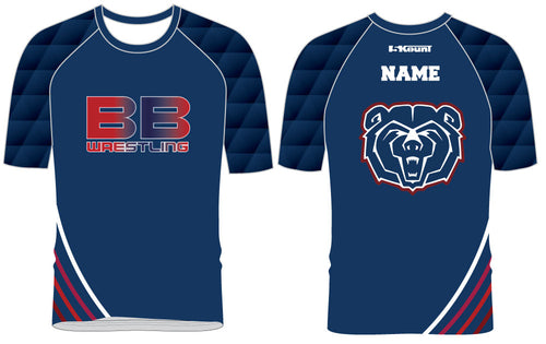 Berkeley Bears Sublimated Fight Shirt - 5KounT2018