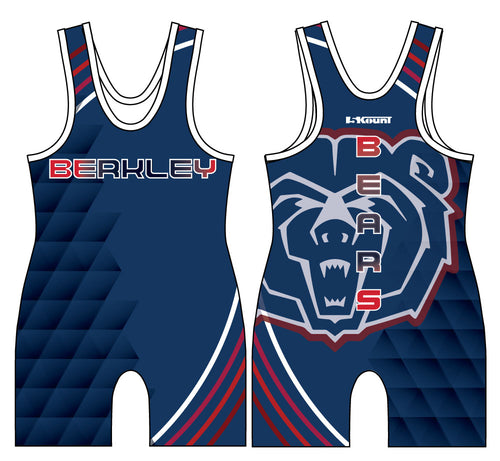 Berkeley Bears Sublimated Singlet - 5KounT2018