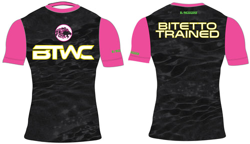 Bitetto Trained 2017 Sublimated Compression Shirt - 5KounT