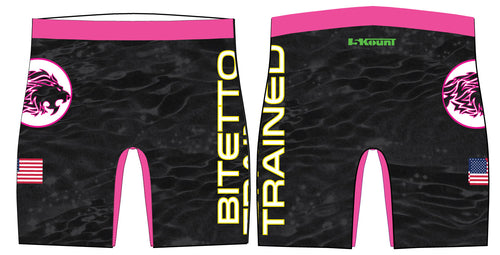 Bitetto Trained 2017 Sublimated Compression Shorts - 5KounT2018