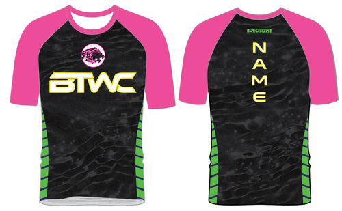 Bitetto Trained 2017 Sublimated Fight Shirt - 5KounT2018