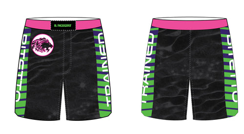 Bitetto Trained 2017 Sublimated Fight Shorts - 5KounT2018