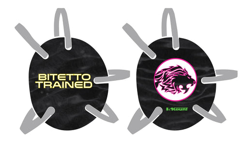Bitetto Trained 2017 Headgear Decal