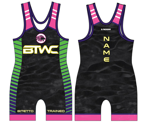 Bitetto Trained 2017 Sublimated Singlet - 5KounT2018