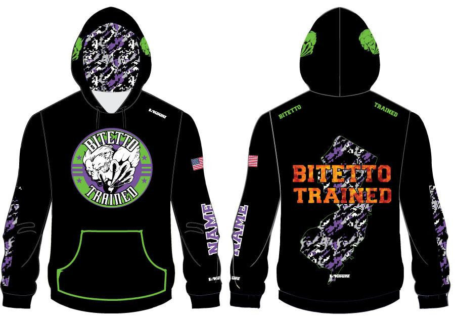 Bitetto Trained Sublimated Hoodie