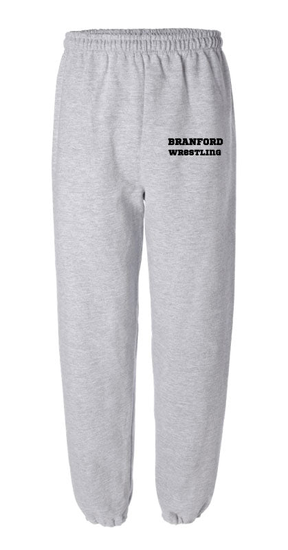 Branford Cotton Sweatpants - 5KounT