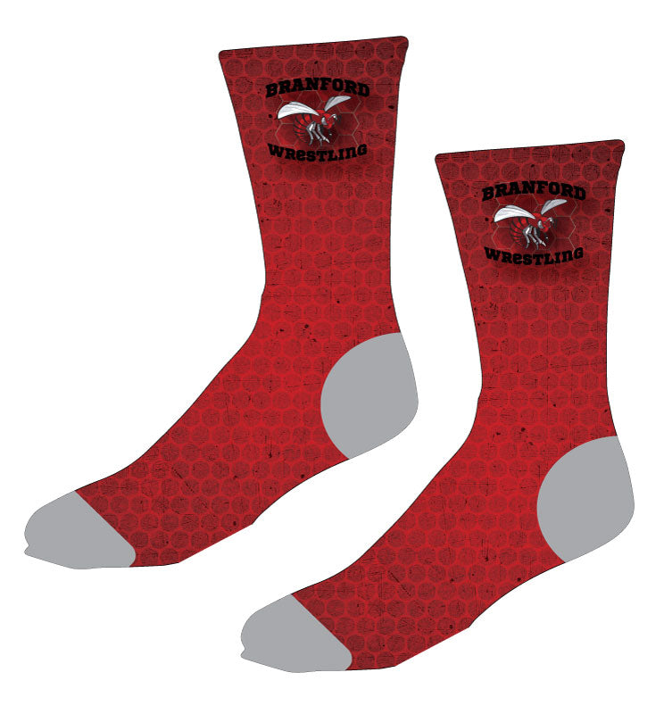 Branford Sublimated Socks - 5KounT