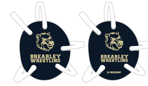 Brearley Wrestling Headgear - 5KounT2018