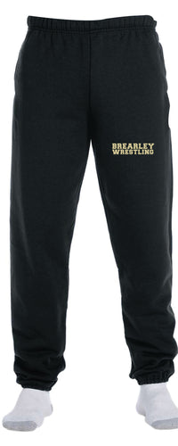 Brearley Wrestling Cotton Sweatpants - 5KounT2018