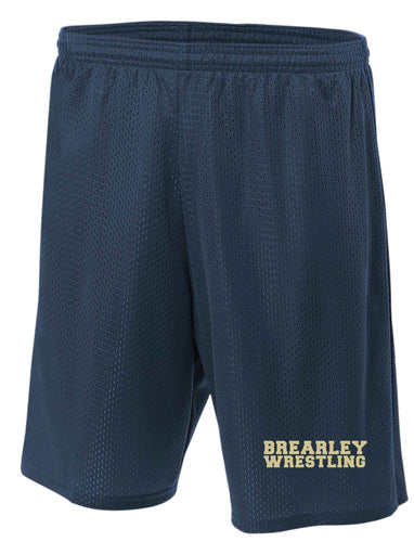 Brearley Wrestling Tech Shorts - 5KounT2018