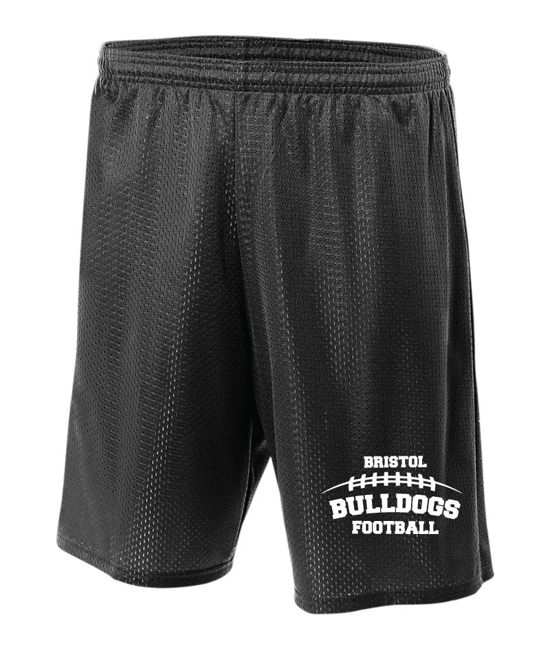 Bristol Jr. Football Tech Shorts - 5KounT