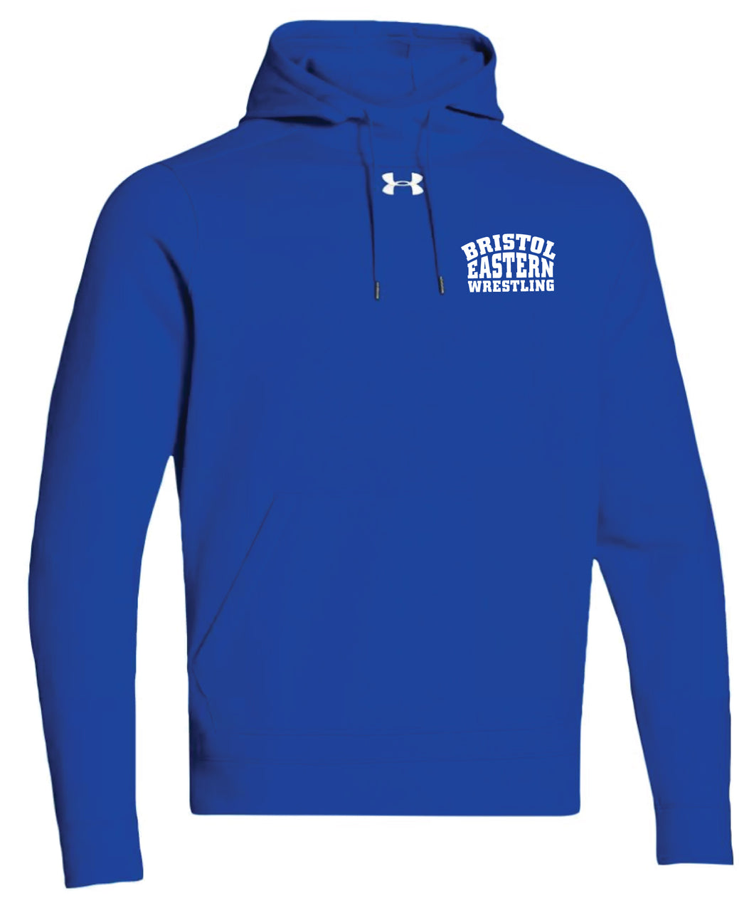Bristol Eastern Wrestling Under Armour Fleece Hoodie