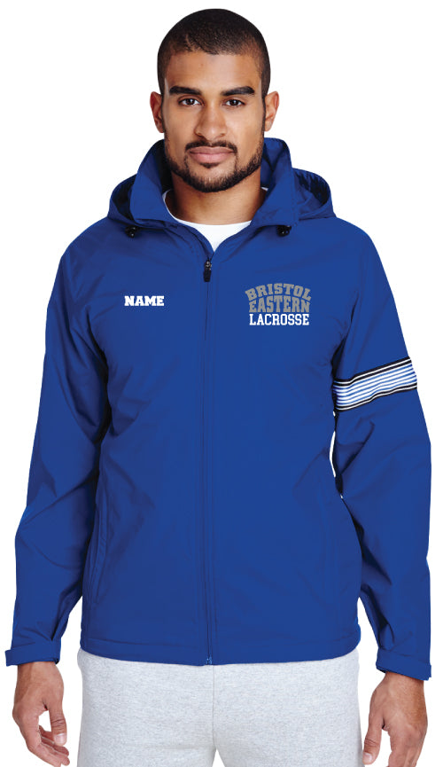 BRISTOL EASTERN HS LACROSSE ALL SEASON JACKET - ROYAL