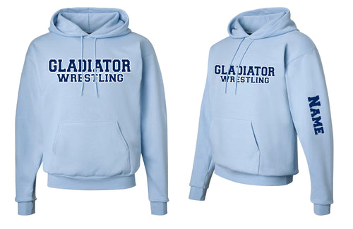 Bristol Gladiators Cotton Hoodie - 5KounT2018
