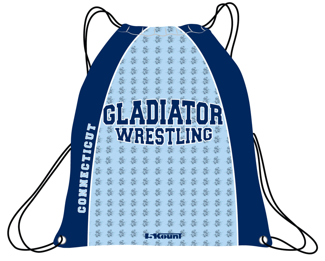 Bristol Gladiators Sublimated Drawstring Bag - 5KounT2018