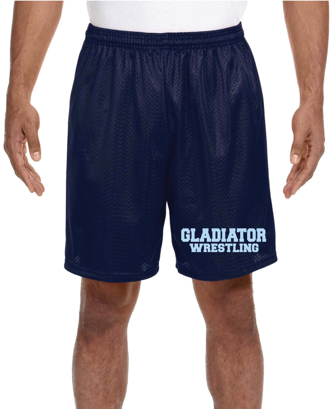 Bristol Gladiators Tech Shorts