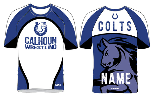 Calhoun HS Sublimated Fight Shirt