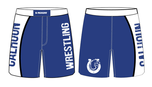 Calhoun HS Sublimated Fight Shorts