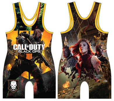 Call of Duty Singlet - 5KounT2018