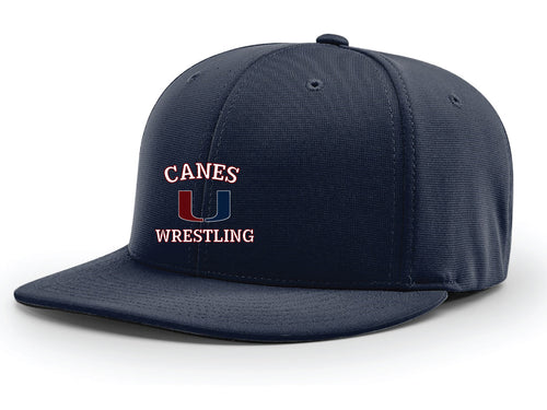 Palm Harbor Wrestling FlexFit Cap - 5KounT
