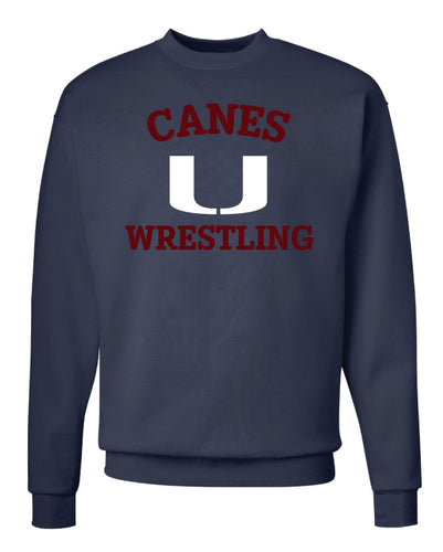 Palm Harbor Wrestling Crewneck Sweatshirt - 5KounT